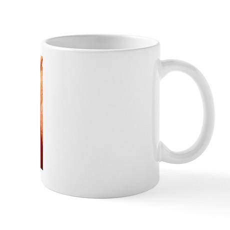 Flamingo Flair Mug