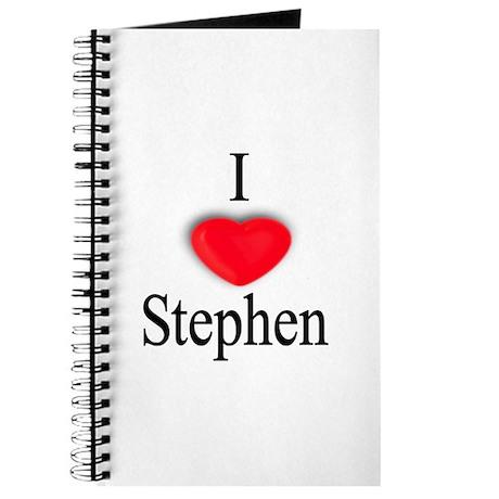 Stephen Journal
