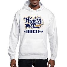 Worlds Best Uncle Hoodie
