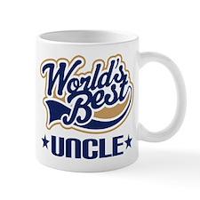 Worlds Best Uncle Mug