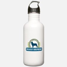 Belgian Shepherd Water Bottle
