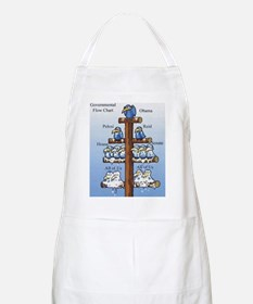 Government flow chart Apron
