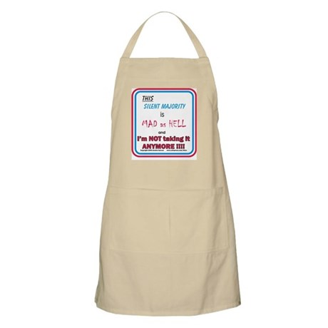 I'm MAD as HELL Apron