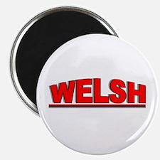 """""""Welsh"""" Magnet"""