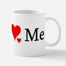 Kevin Loves Me Mug