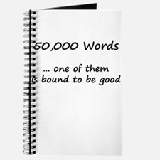 50,000 Words - One of Them is Journal