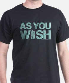 As You Wish Princess Bride T-Shirt