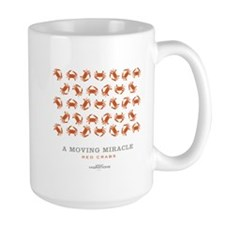Crabs Large Mug