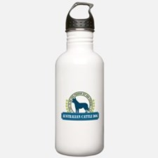 Australian Cattle Dog Sports Water Bottle