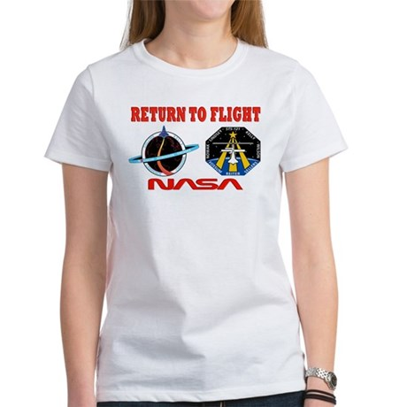 Return To Flight Women's T-Shirt