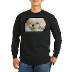 My Shitzu Baby Long Sleeve Dark T-Shirt