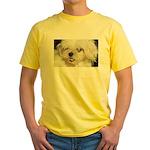 My Shitzu Baby Yellow T-Shirt