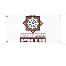 Buddhism Eightfold Path Banner
