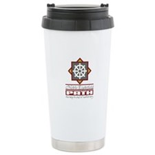 Buddhism Eightfold Path Travel Mug