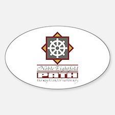 Buddhism Eightfold Path Decal