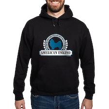 American Eskimo Dog Hoody