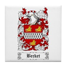 Becket Tile Coaster