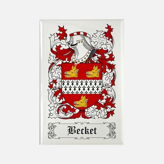 Becket Rectangle Magnet