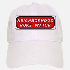 Neighborhood Nuke Watch Baseball Baseball Cap