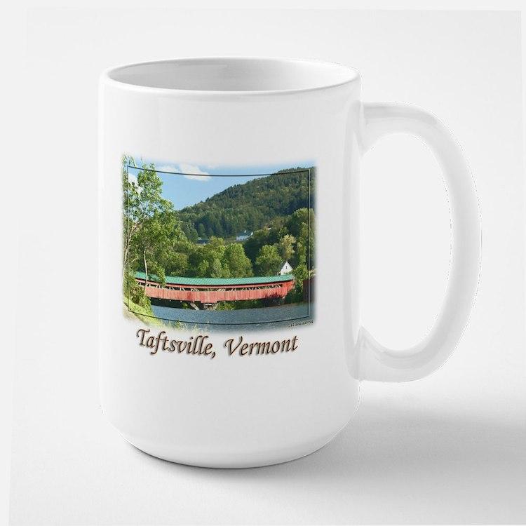 Taftsville VT Covered Bridge Mug