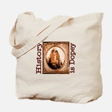 Eng Toy Spaniel BUBBA Tote Bag