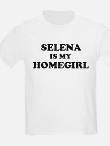 Scarlett Is My Homegirl Kids T-Shirt
