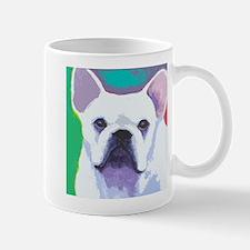 White French Bulldog Mug
