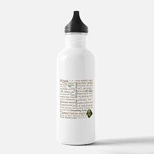 Shakespeare Insults Water Bottle