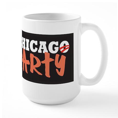 Chicago Tea Party Large Mug