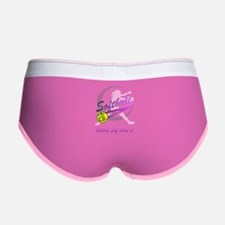 Girls Softball Women's Boy Brief