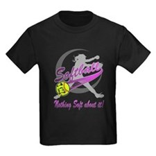 Girls Softball T