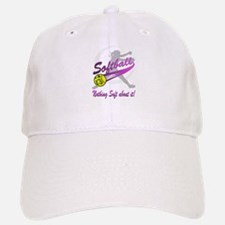 Girls Softball Baseball Baseball Cap