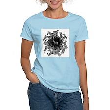 Zebras Women's Light T-Shirt