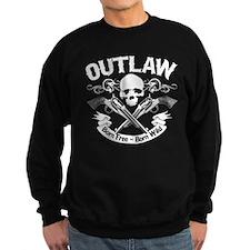 Outlaw: Born Free, Born Wild - Sweatshirt