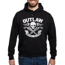 Outlaw: Born Free, Born Wild - Hoodie