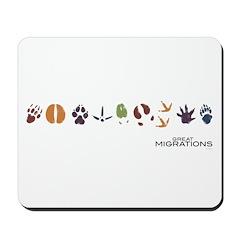 Animal Prints Mousepad