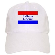 Indiana Liberal Ball Baseball Baseball Cap