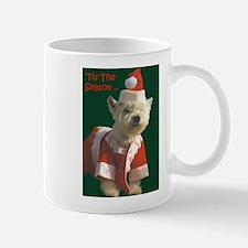 Christmas Westie Mug
