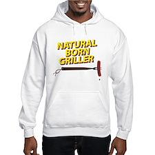 Natural Born Griller Hoodie