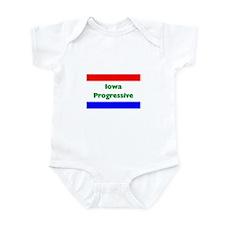 Iowa Progressive Infant Creeper
