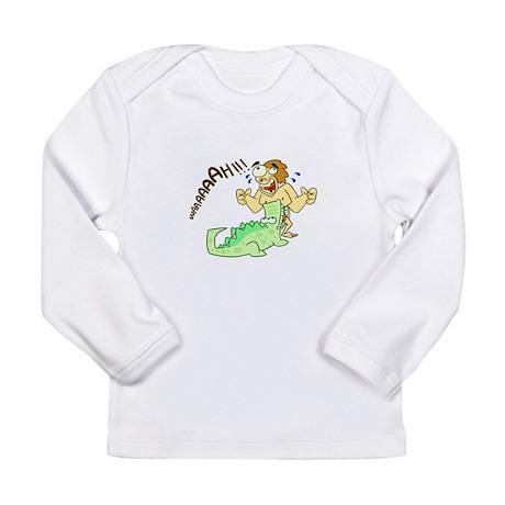 Tarzan Long Sleeve Infant T-Shirt