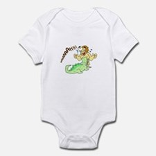 Tarzan Infant Bodysuit