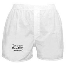 Kicks Boxer Shorts