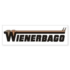 Wienerbago Bumper Sticker