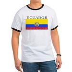 Ecuador Ecuadorian Flag Ringer T