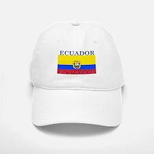 Ecuador Ecuadorian Flag Baseball Baseball Cap