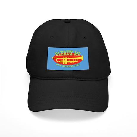 Bleaux Me - NOLA Jazz Black Cap