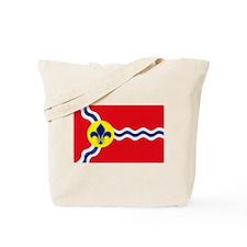 St. Louis Flag Tote Bag
