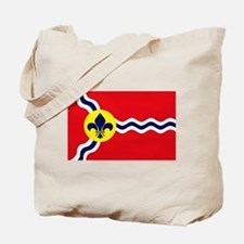 St. Louis Flag Tote Bag