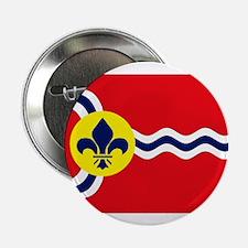 "St. Louis Flag 2.25"" Button (10 pack)"